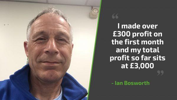 Ian Bosworth Case Study | Buncejar